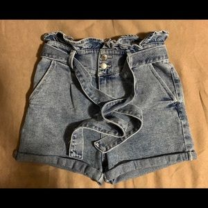 Wild Fable Paperbag Shorts